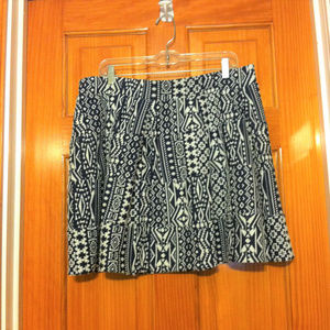 Xhilaration Mini Skirt